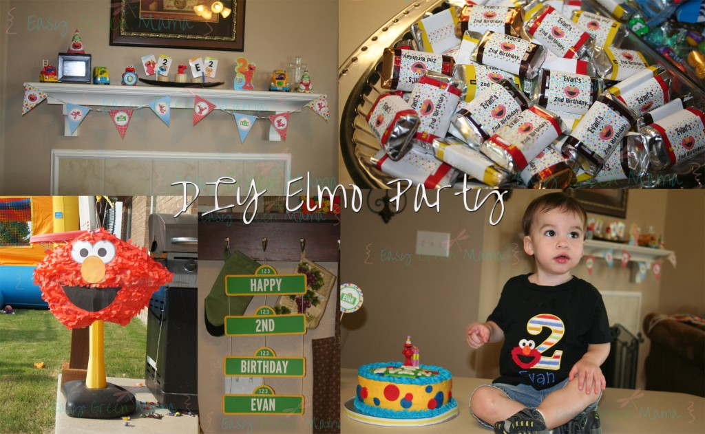DIY Elmo Party Ideas With Free Printables From Rays Of Bliss