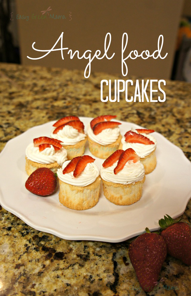 Angel Food Cupcakes Gluten Free Recipe Rays Of Bliss