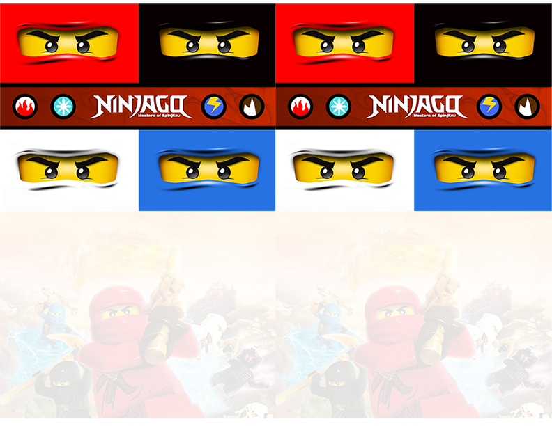 DIY LEGO NINJAGO PARTY with Free Printables - Rays of Bliss