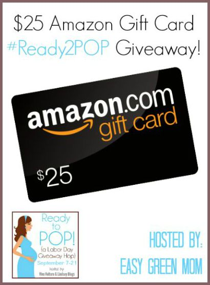 amazon gift card giveaway popup