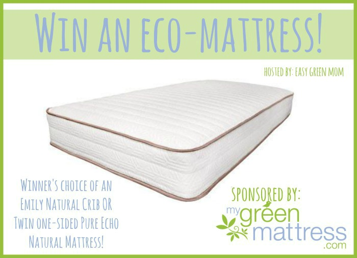 My Green Mattress Giveaway! - Rays of Bliss
