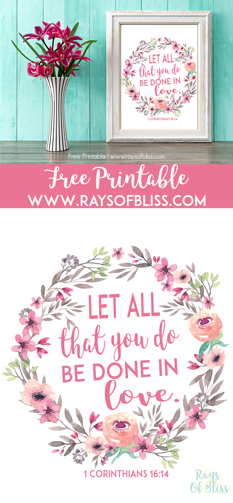 Agile image in free printable bible verses to frame